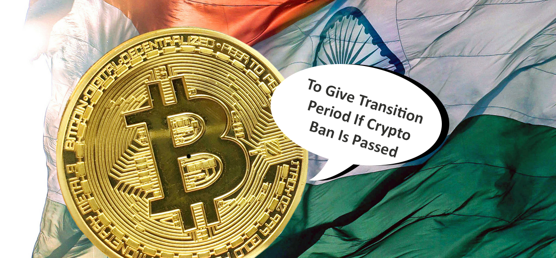 India to Provide Transition Period If Proposed Crypto Ban Passed: Report