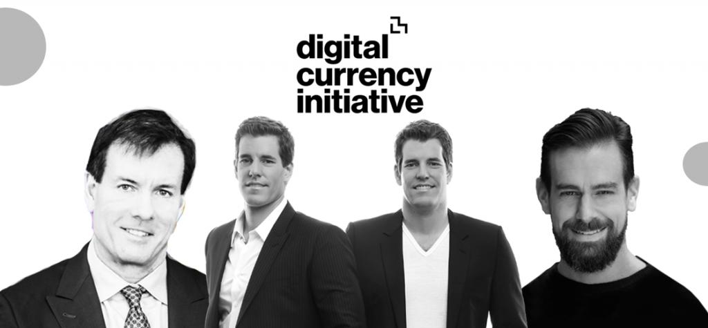Dorsey, Saylor, Winklevoss Twins Backs MIT's Digital Currency Initiative