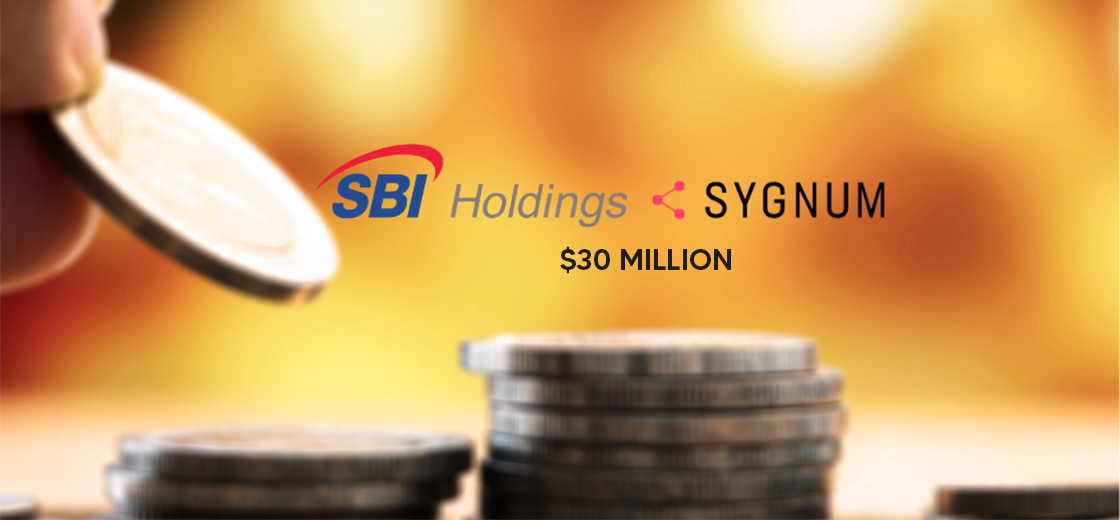 Japan's SBI Holdings Invests $30 Million in Sygnum Bank