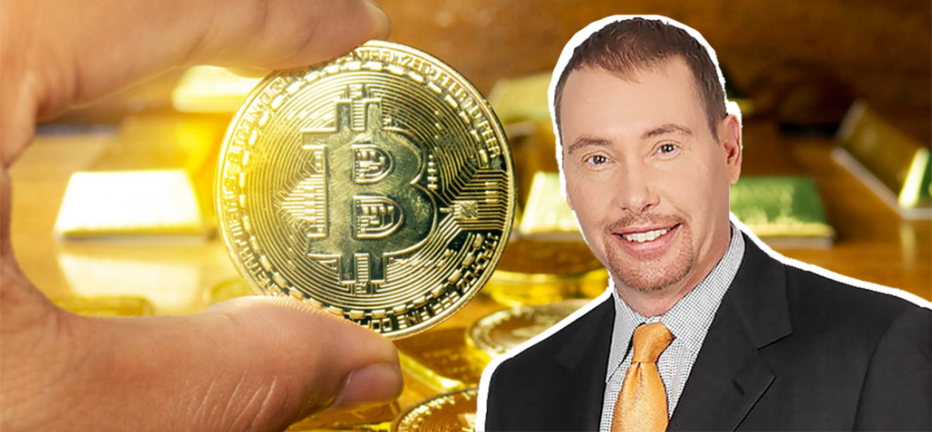 Jeffrey Gundlach Suggests Better Bet on Bitcoin Over Gold