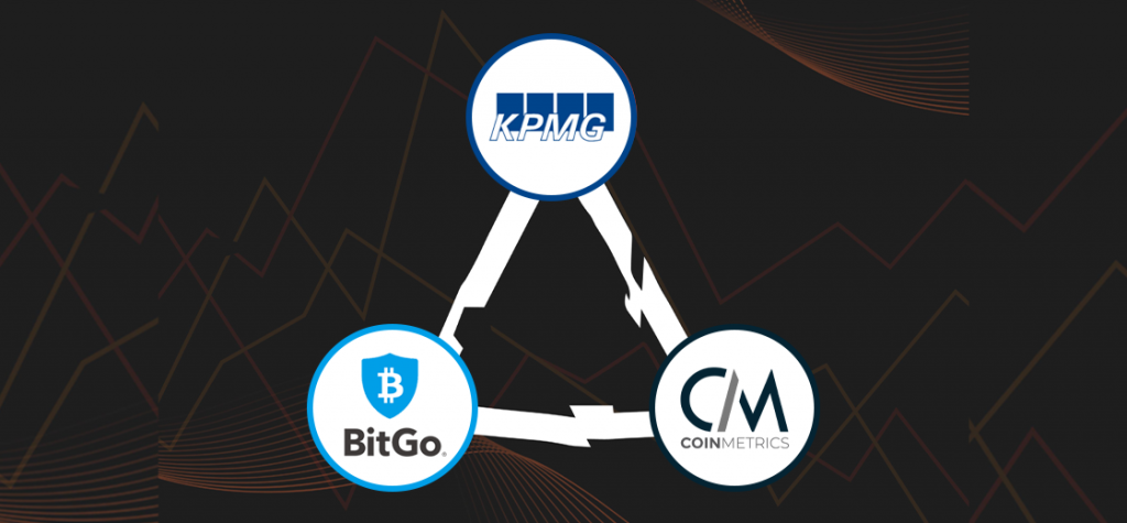 KPMG, BitGo, and Coin Metrics Offering Combined Product Suite