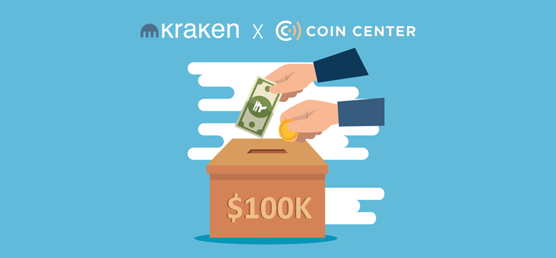 Kraken Contributes $100K Funds to Help Coin Center