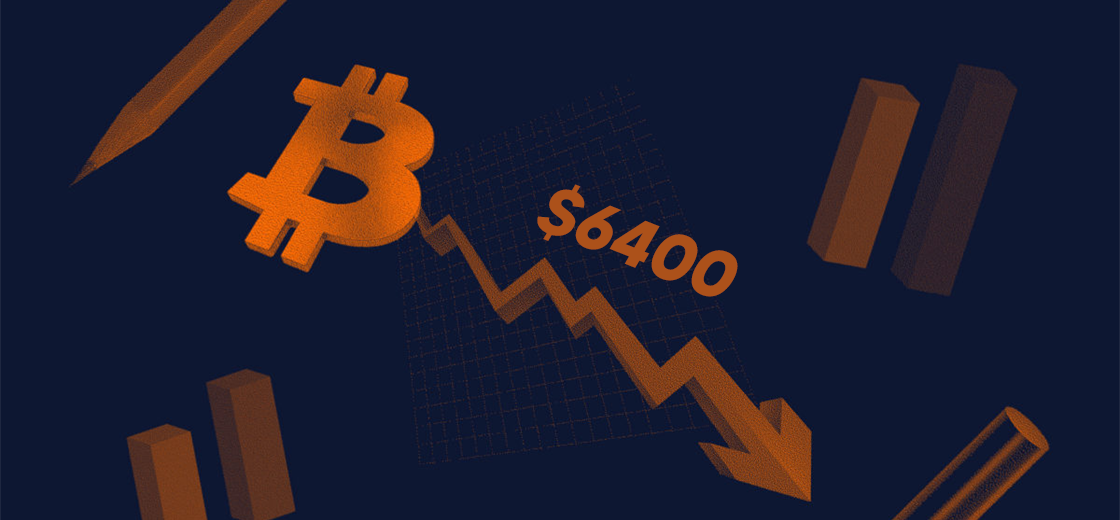 Market Strategist Sven Henrich Says Bitcoin Could Drop Down to $6,400
