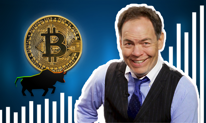 Max Keiser Says BTC Can Probably Go Up By 4000%