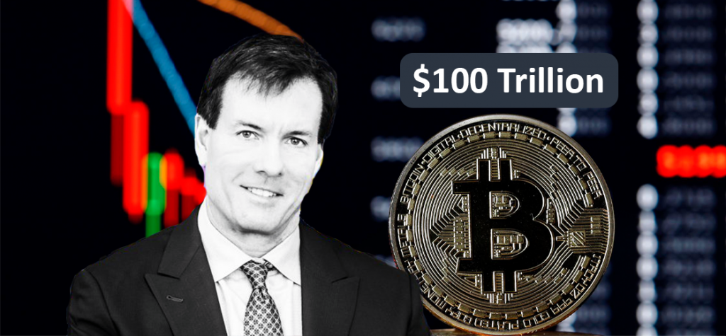 Michael Saylor, MicroStrategy CEO Believes Bitcoin Will Continue to Surge to $100 Trillion