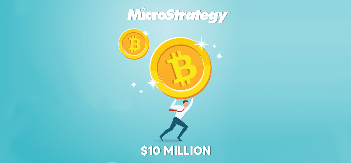 MicroStrategy Purchases Another $10 Million Worth Bitcoin