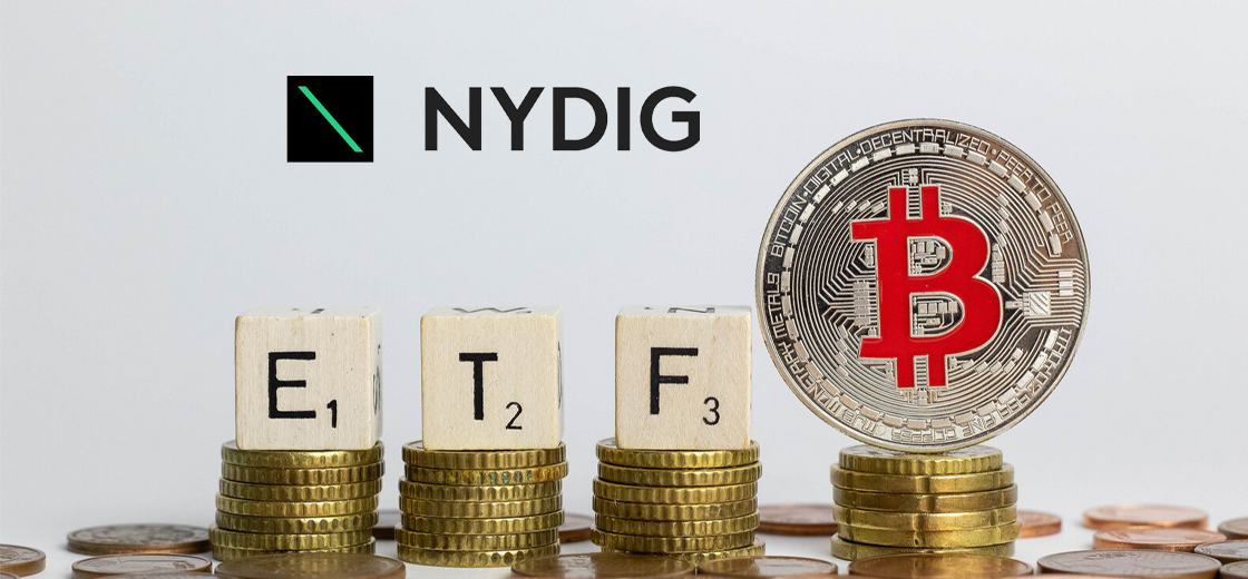 NYDIG Files for a Bitcoin ETF, Lists Morgan Stanley as Participant