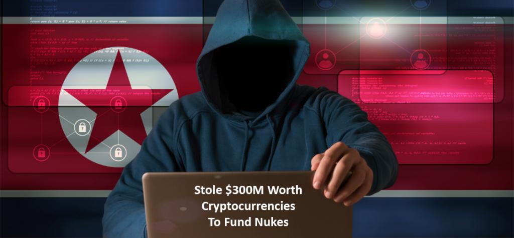 North Korea Stole $300M Worth Cryptocurrencies to Fund Nukes: UN