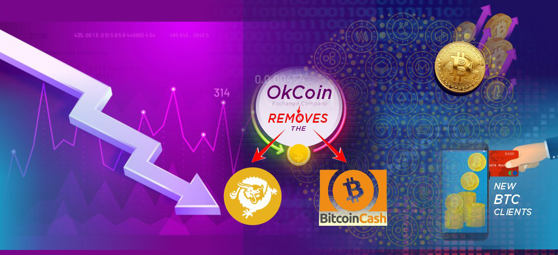 OKCoin Removes Bitcoin SV, Bitcoin Cash to Avoid Confusing New BTC Clients
