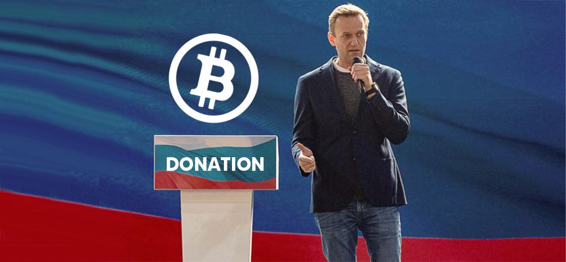 Putin's Opposition Receives Bitcoin Donations Worth $32 Million