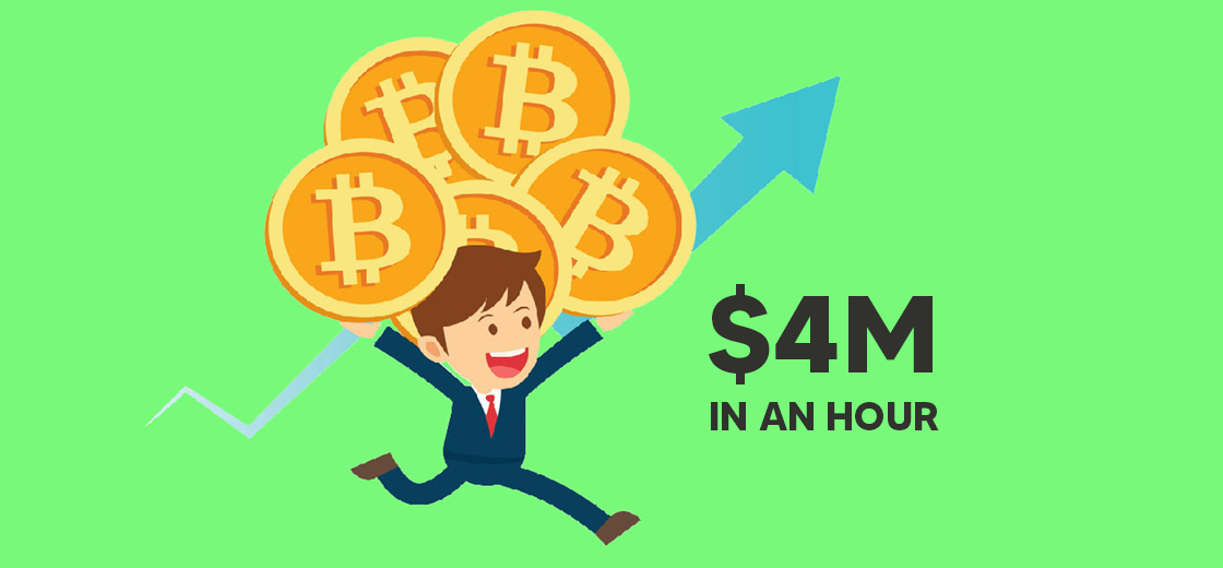Records: Bitcoin Miners Make $4M in an Hour as the Hash Rate Goes for a New ATH