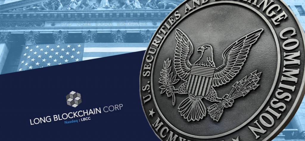 SEC Delists Bitcoin Mining Company Long Blockchain Corp.