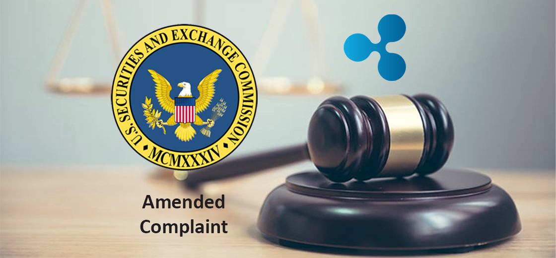 SEC Files Amended Complaint Against Ripple Labs and Founders