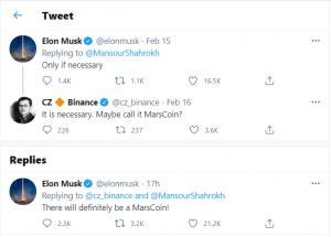 Elon Musk Reply