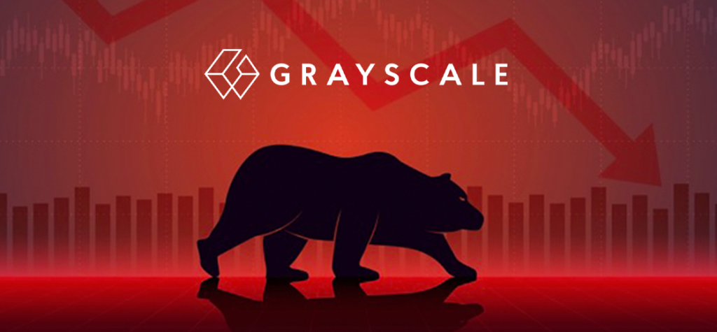 Shares of Grayscale Bitcoin Trust Plunges Amid Bearish Market