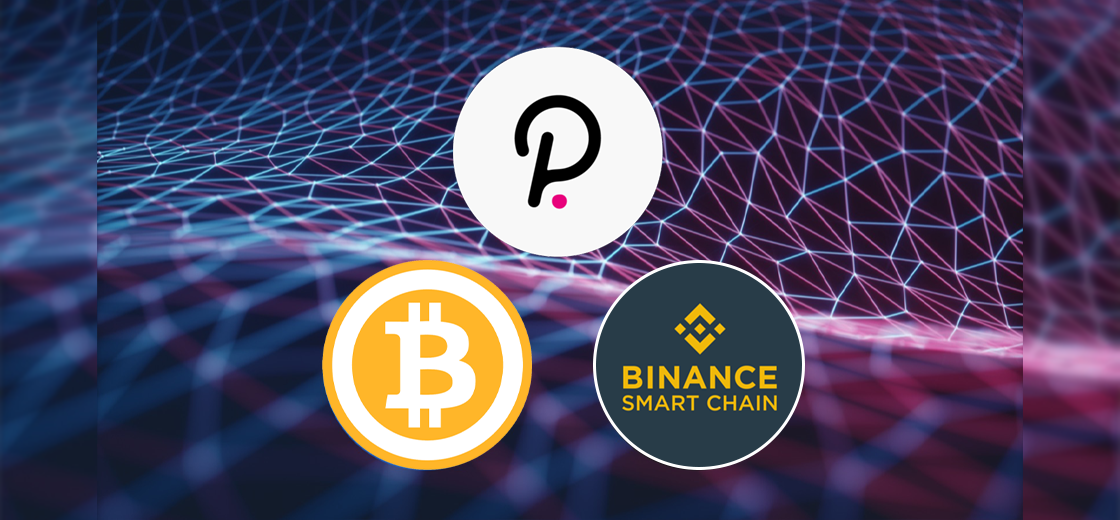The Graph Explores Combinations for Polkadot, Bitcoin, and Binance Smart Chain