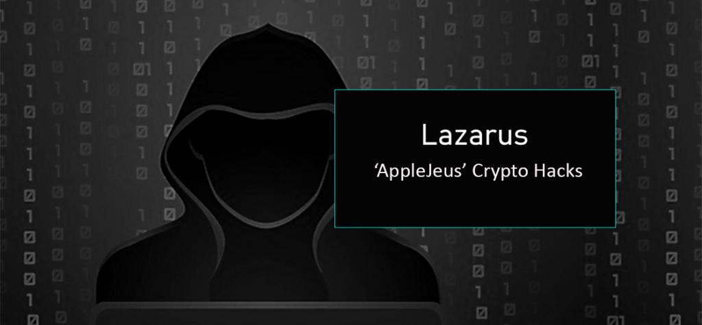 The Lazarus Group Increasing Its 'AppleJeus' Crypto Hacks: FBI