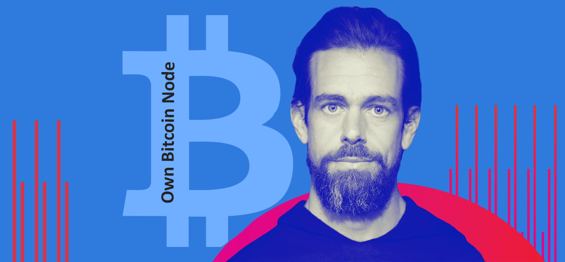Twitter's Jack Dorsey Launches His Own Bitcoin Node