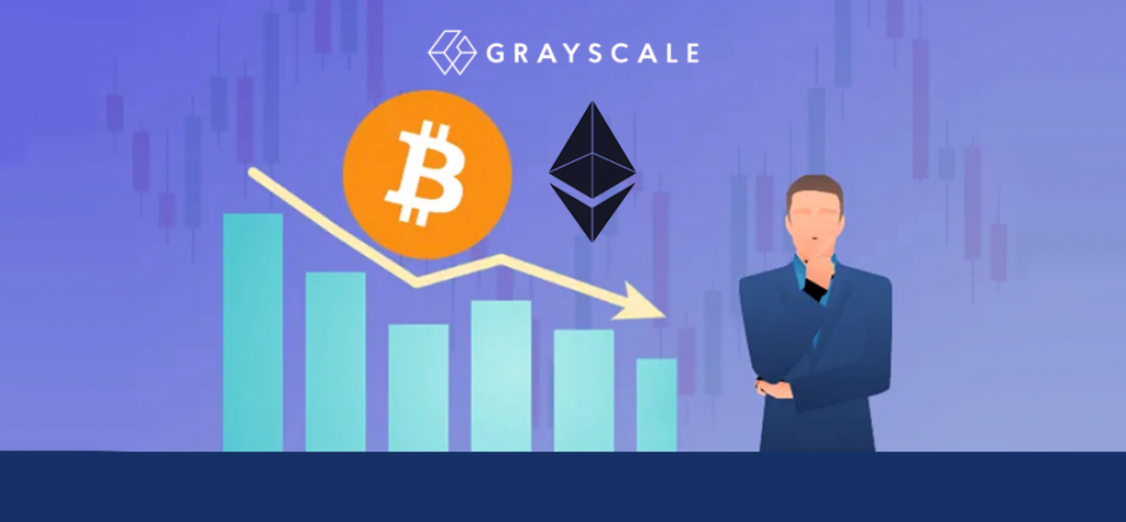 With Sinking Bitcoin, Shares of Grayscale Ethereum Trust Too Plunges
