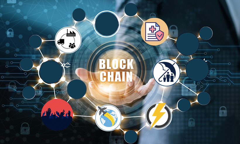 Domains Where Blockchain Technology Is Used