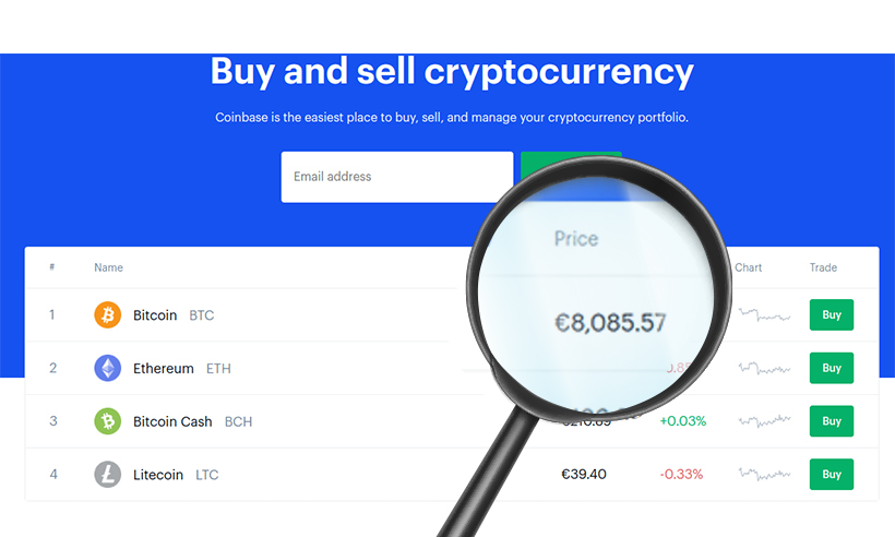 $800 Million Worth Bitcoin Withdrawn from Coinbase Pro