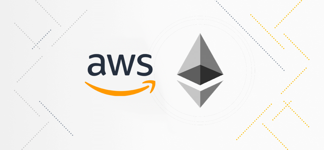 Amazon Web Services Officially Adds Ethereum to its Blockchain Services