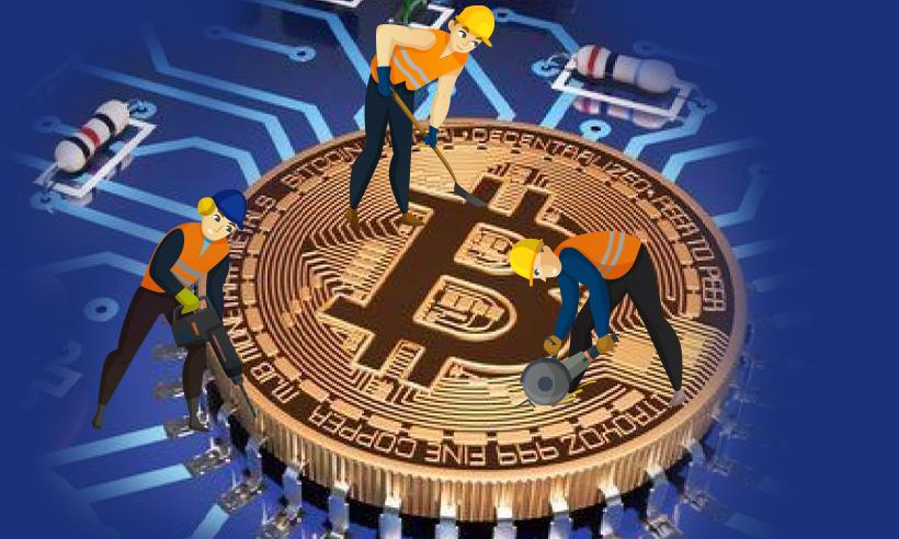 Amid Bitcoin Bear, Bitcoin Miners Reduced Bitcoin Selling