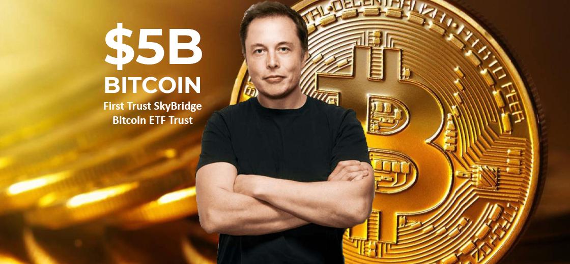 Anthony Scaramucci Praises Elon Musk, Bitcoin, and SEC for SkyBridge Bitcoin ETF Launch