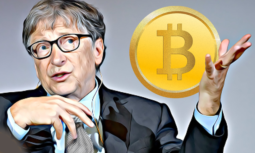 Bill Gates on Bitcoin Electricity Consumption, Says It Is Not a Great Climate Thing