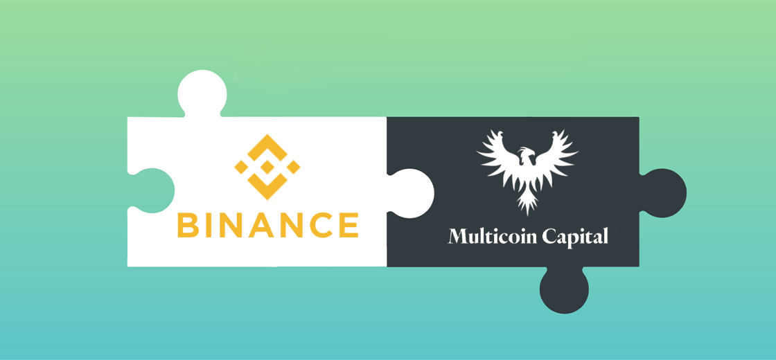 Binance Invests in Crypto Hedge Fund Multicoin Capital
