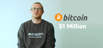 Bitcoin Could Hit $1 Million Within the Next 10 Years, Kraken CEO Says