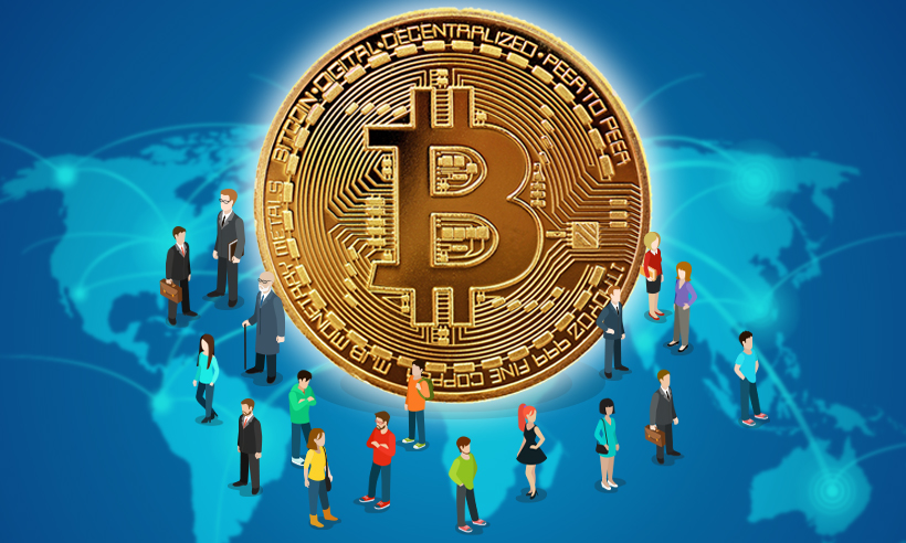 Bitcoin Enters the Top Three World Currencies by Market Cap