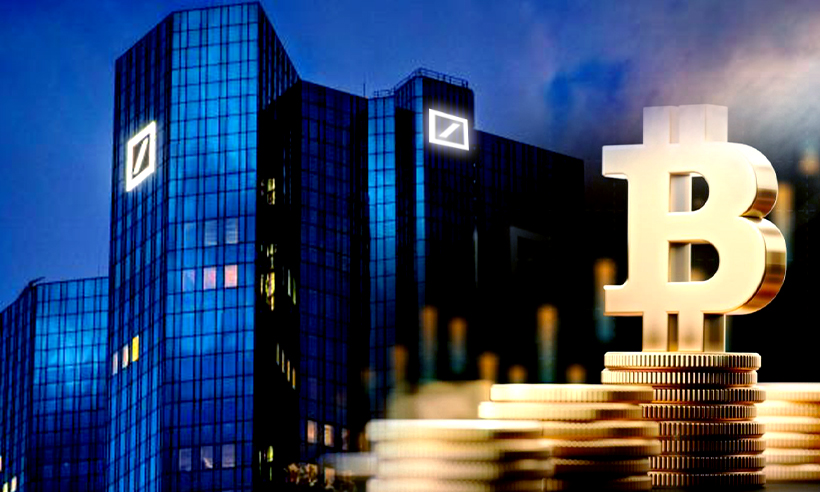 Bitcoin Should Continue to Rise, Says Deutsche Bank