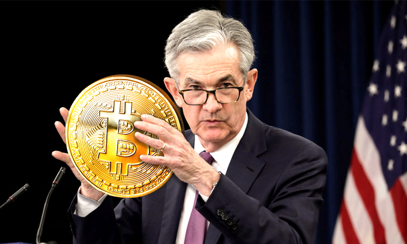 Bitcoin Substitute for Gold Rather than the Dollar, Jerome Powell Says