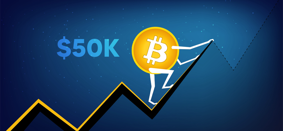 Bitcoin Surpasses $50,000, Bullish Momentum Begins Once Again