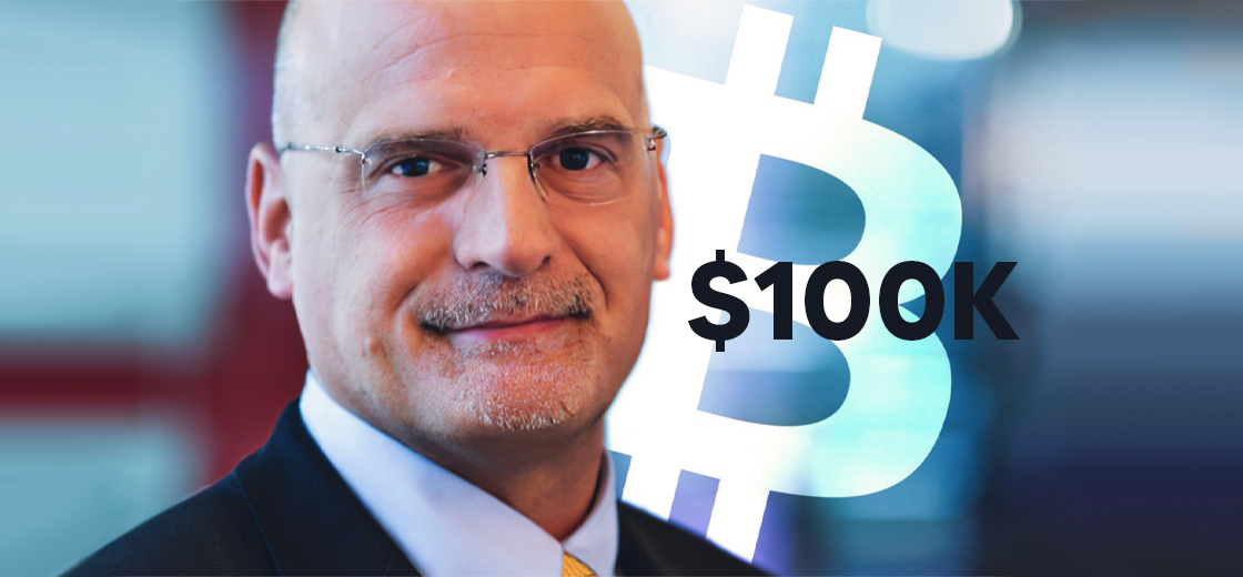Mike McGlone Predicts Bitcoin Could Soon Hit $100,000