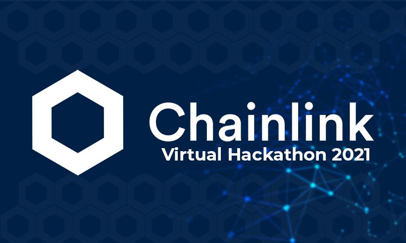 Chainlink Virtual Hackathon 2021 Offering Upto $125,000 in Bounties