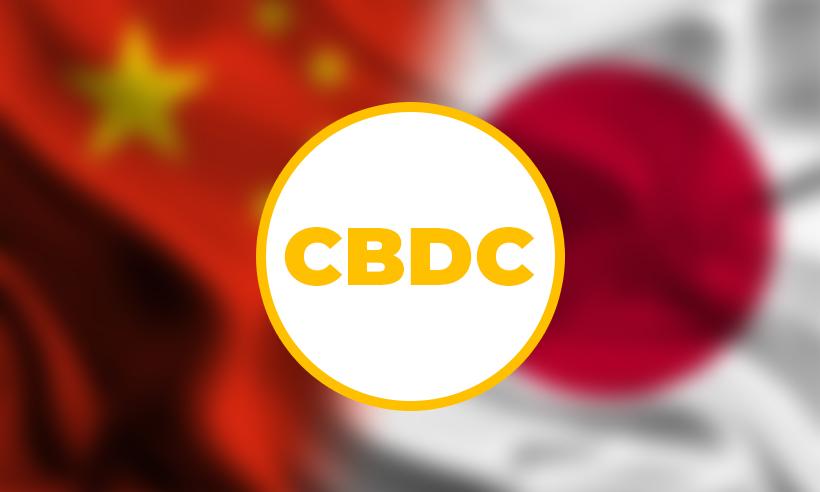 China and Japan Push Their Respective CBDC Trials forward