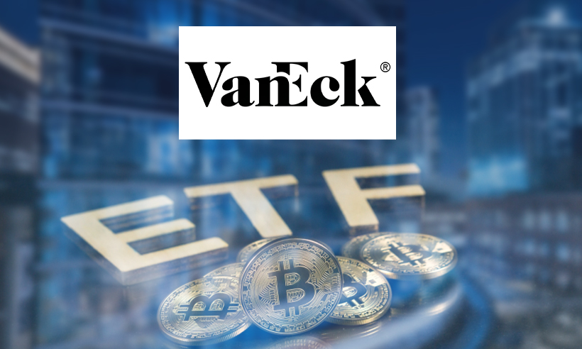 Countdown Begins for VanEck as SEC Acknowledges ETF Application