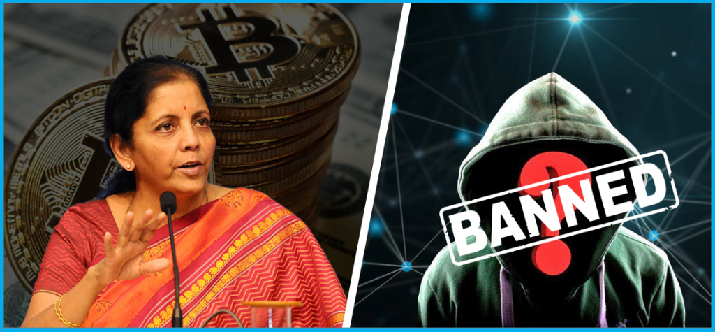 """Crypto in India: Anonymous Claims VS Sitharaman's """"Calibrated"""" Stance"""