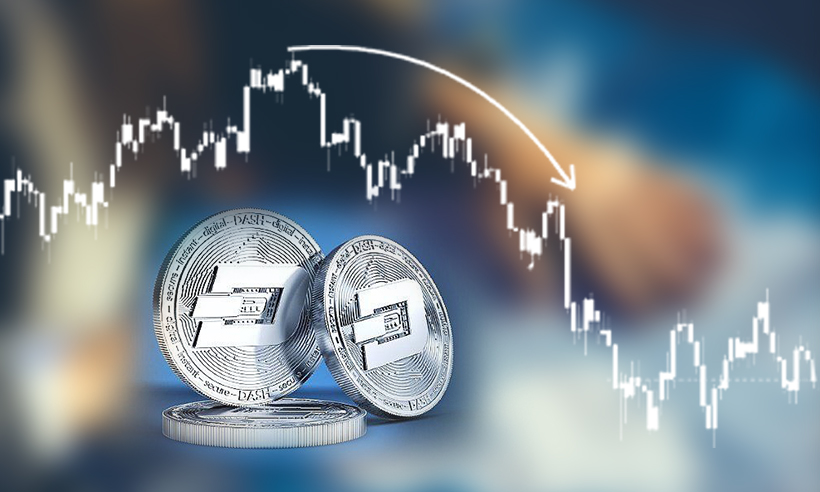 DASH Likely to Fall Below $200 – Technical Analysis