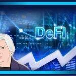 DeFi Market Booms Further After Economist Janet Yellen Backs Crypto
