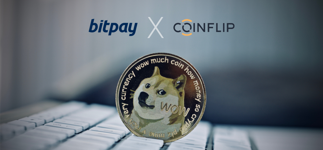 Dogecoin (DOGE) Gets a Boost with BitPay, Coinflip's Payment Support