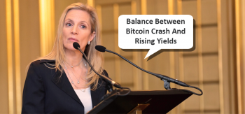 Fed Governor Brainard Warns About Federal Reserve Goals