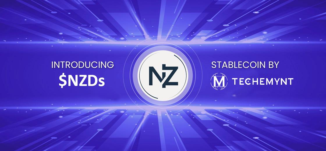 Fintech Company Techemynt Launches NZ Dollar Stablecoin $NZDs