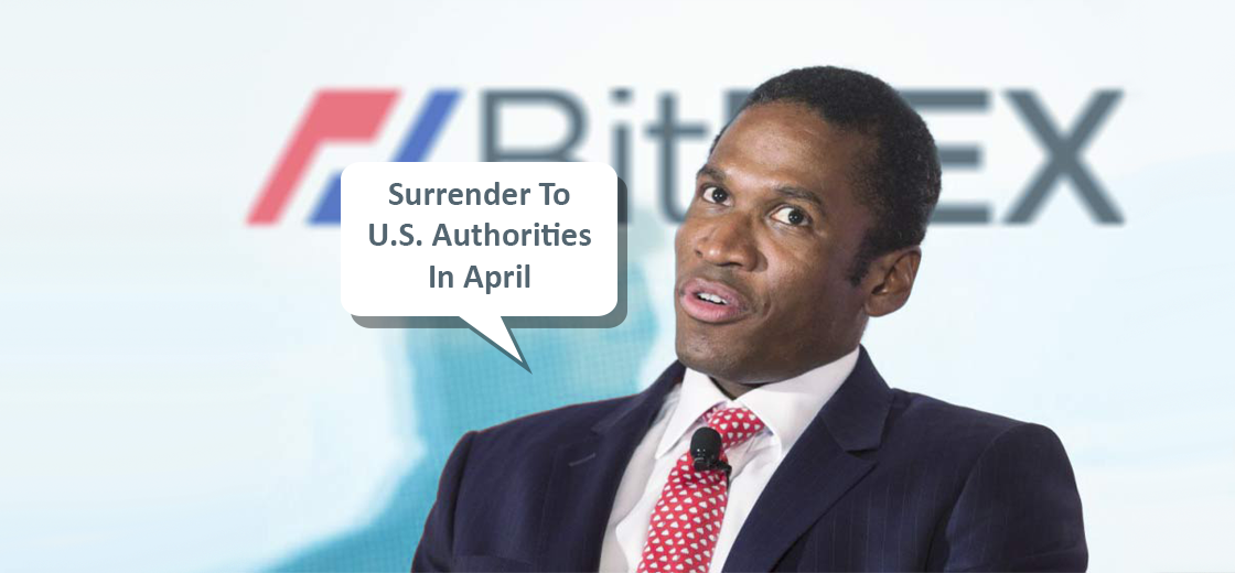Former CEO of BitMEX Proposes Surrender to U.S. Authorities