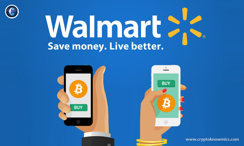 How to Buy Bitcoin Cryptocurrency at Walmart