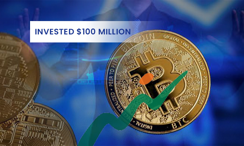 Israel's Altshuler Shaham Invests $100 Million Into Bitcoin