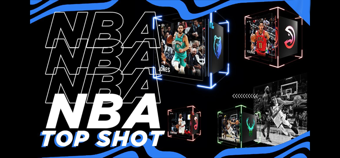 NBA Top Shot Creates Digital Collectibles for a Team of Rising Stars