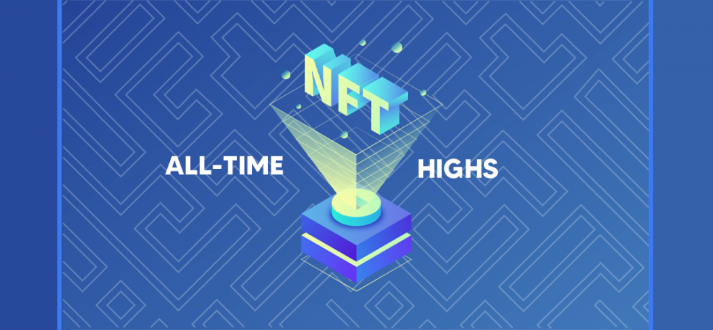 NFT Project Altcoins Hit New All-Time Highs, Attracting Bullish Speculation